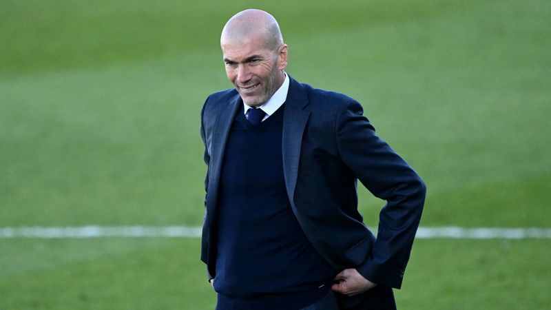 I would like quieter games – Zidane thrilled with Madrid comeback, but wants earlier goals