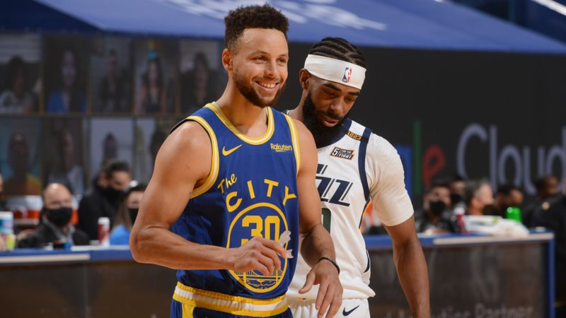 Green and Curry help Warriors upstage NBA-leading Jazz, Zion's Pelicans stun Clippers