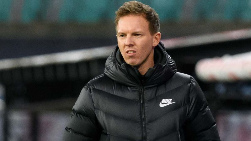 RB Leipzig boss Nagelsmann dismisses Barca speculation