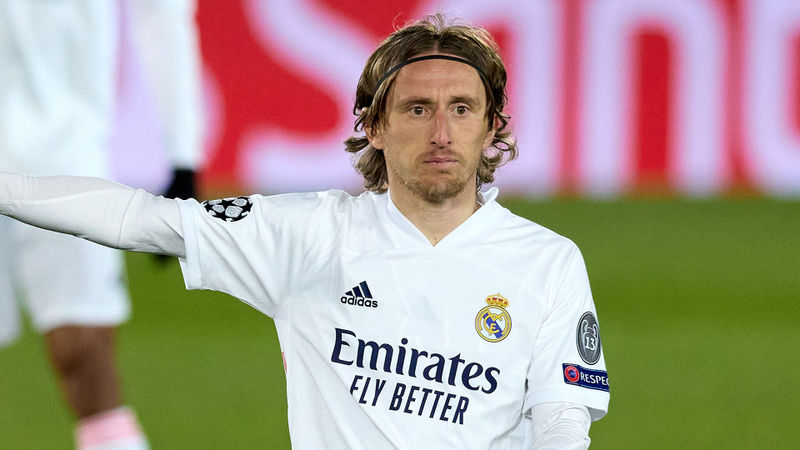 Real Madrid still hungry for Champions League glory - Modric