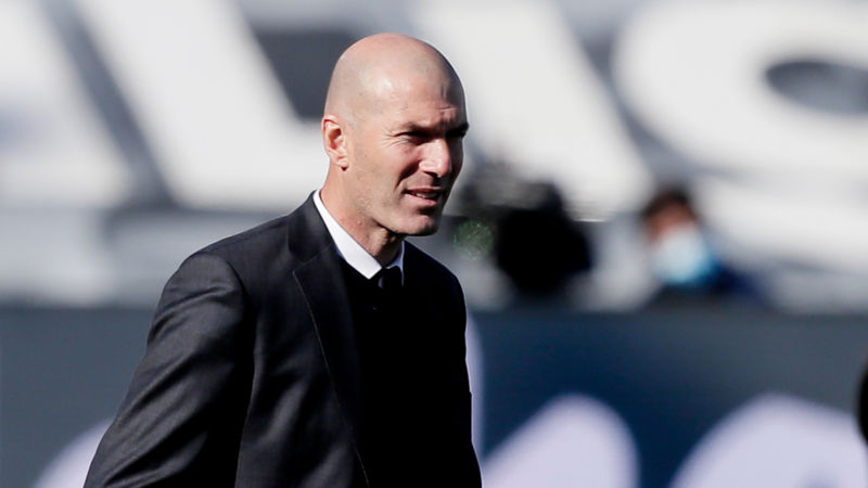 'Why not?' – Zidane aims for Real Madrid LaLiga and Champions League title success