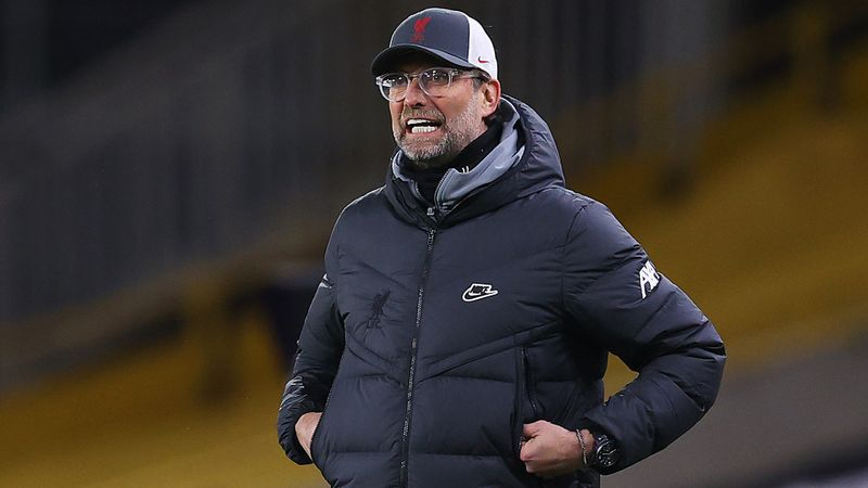 Klopp: Champions League qualification almost impossible after 'slapstick' mistakes