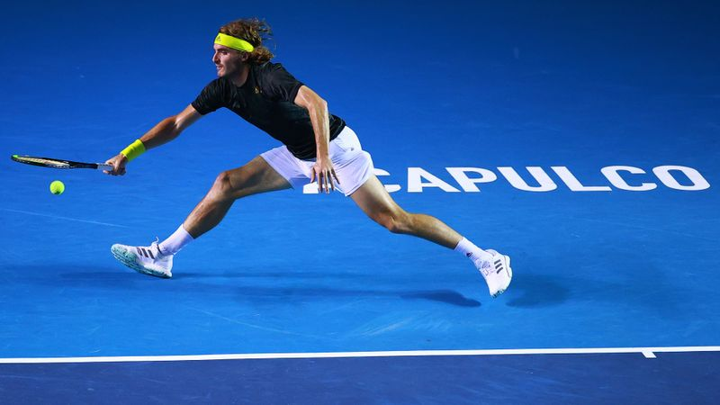 Tsitsipas and Zverev roll on as Musetti reaches first ATP 500 quarter-final