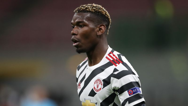 Contract talks not Pogba's focus - Solskjaer