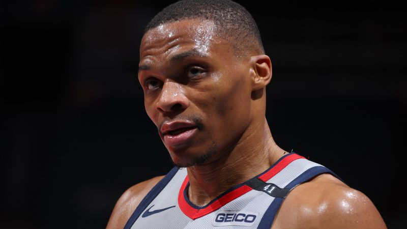 Westbrook magic inspiring Wizards