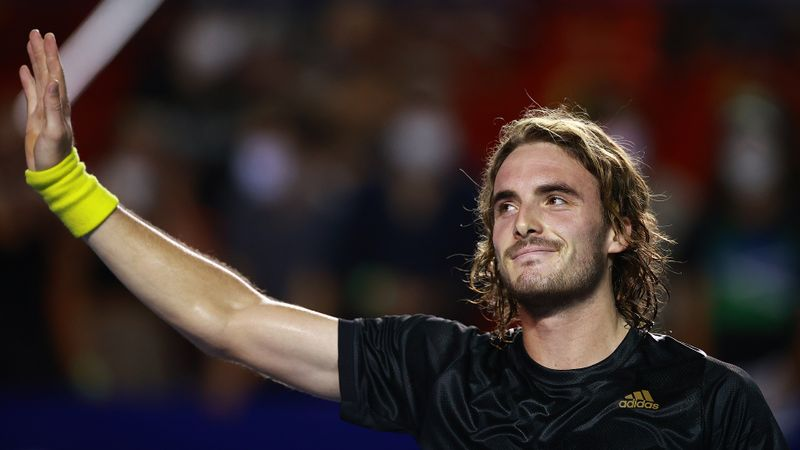 Tsitsipas reaches Acapulco semis, Musetti stuns Dimitrov en route to career first