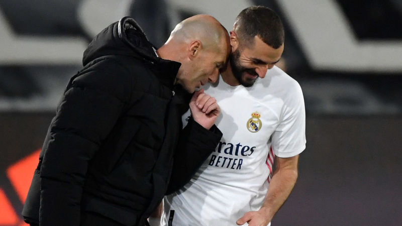 Zidane hopeful on Benzema availability for blockbuster Madrid derby