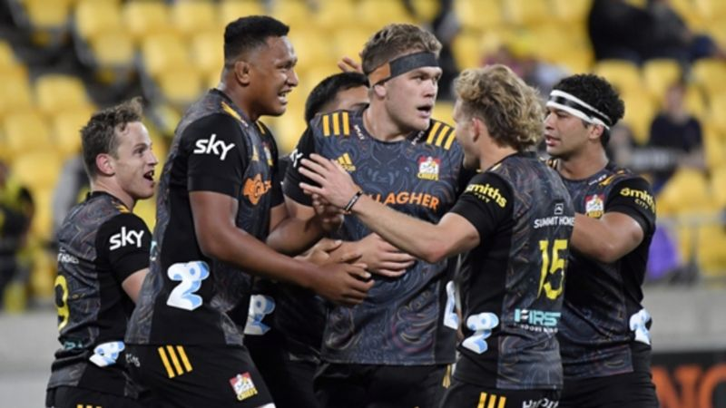 Chiefs launch sensational fightback to end win drought