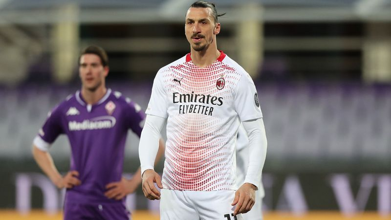 Ibrahimovic: Milan deal? There's no rush