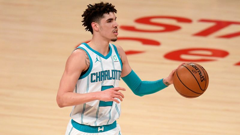 Hornets star and ROTY favourite LaMelo Ball fractures wrist
