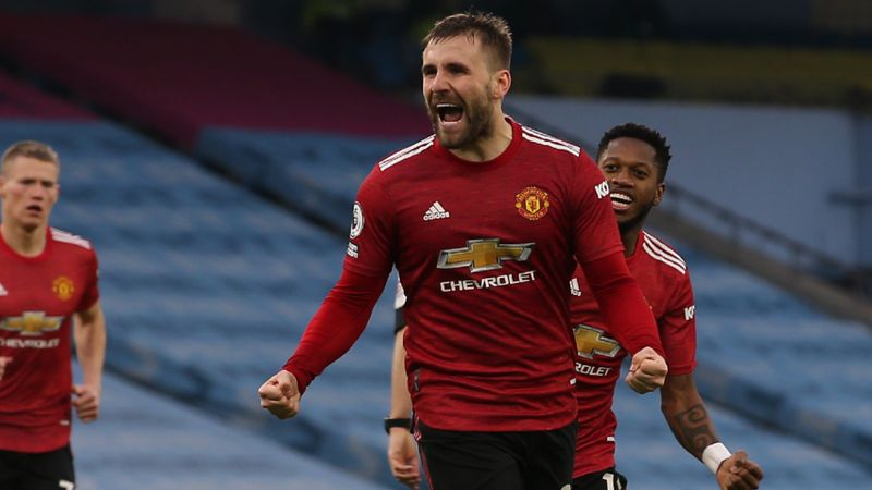 Ole has pushed me to a new level – Shaw hails United boss Solskjaer