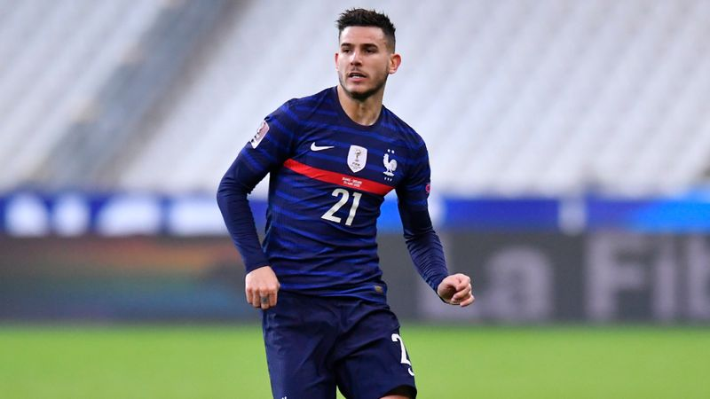 Lucas Hernandez hopes for family connection with France