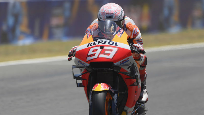 MotoGP 2021: Marquez still the man to beat despite delayed start to new season