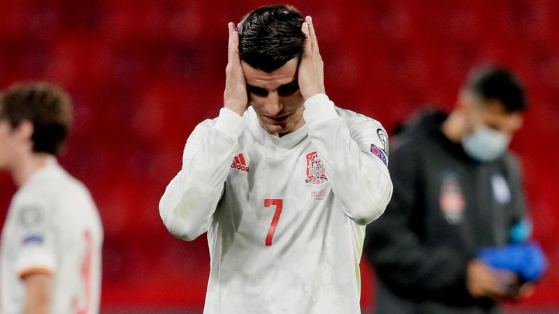 Morata and Luis Enrique expect Spain to face more negative tactics