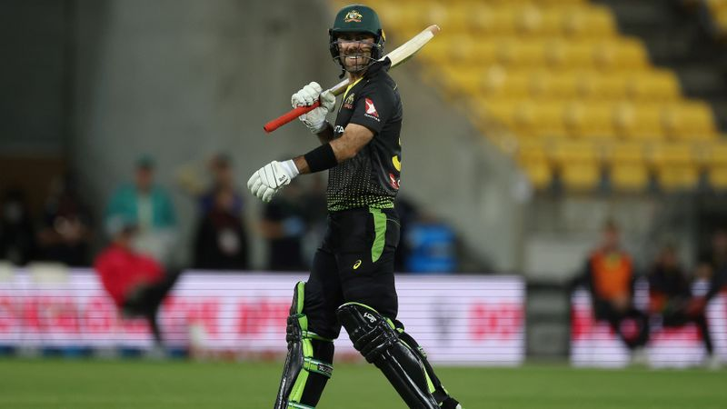 Agar and Maxwell keep Australia's hopes alive against New Zealand