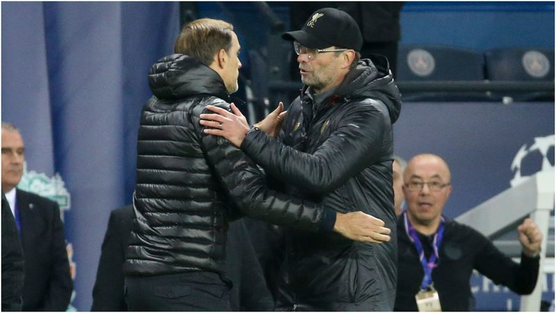 Tuchel compares 'genius' Klopp to Diego Simeone