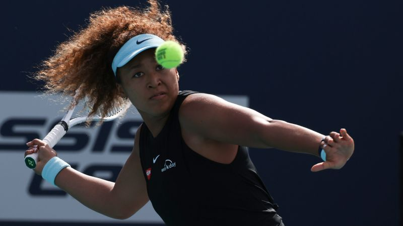 Osaka wins 23rd straight match, defending champ Barty progresses to quarters