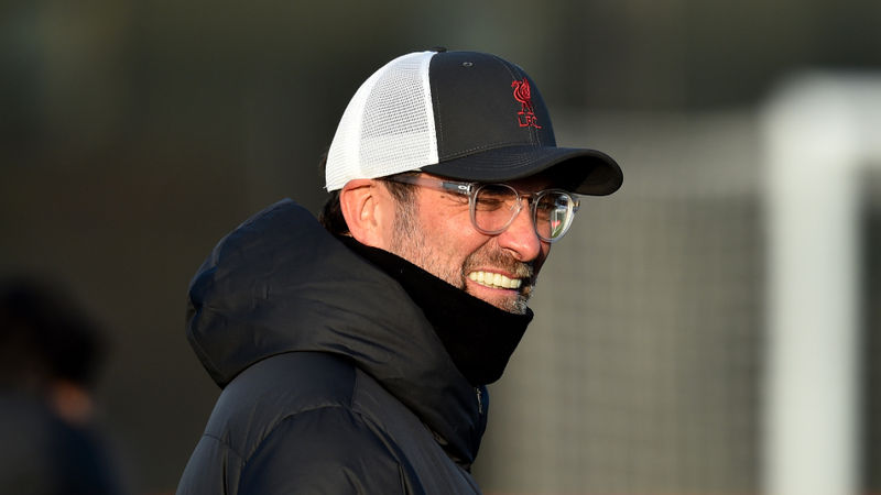Klopp 'a much better manager' after dealing with Liverpool's injury crisis