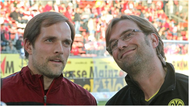 Liverpool v Chelsea: Klopp and Tuchel take familiar paths to Premier League showdown