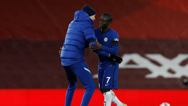 There's only two N'Golo Kantes? Tuchel blown away by 'world class' Chelsea star