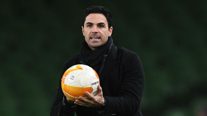 Arteta warns Arsenal are 'very far' from hitting manager's target