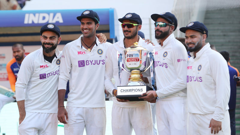 Kohli hails Test comeback kings as India set up New Zealand final clash