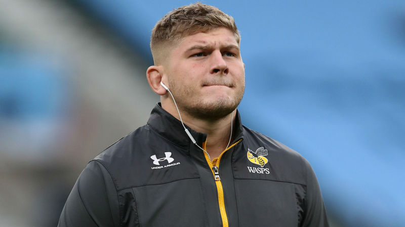 England flanker Willis could be out for a year