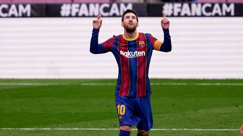 Messi named LaLiga's Player of the Month for February