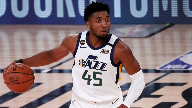 Jazz stars Mitchell and Gobert fined by NBA after outbursts