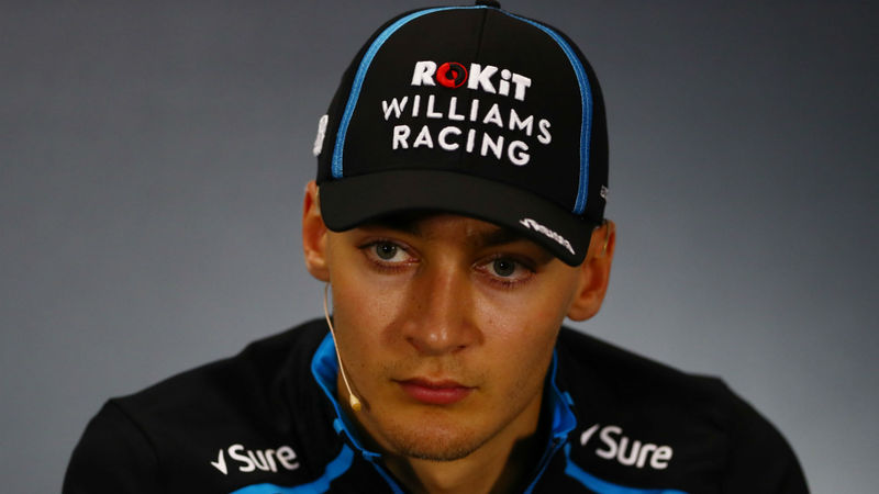 Russell predicts Williams resurgence as F1 stars gear up for Bahrain