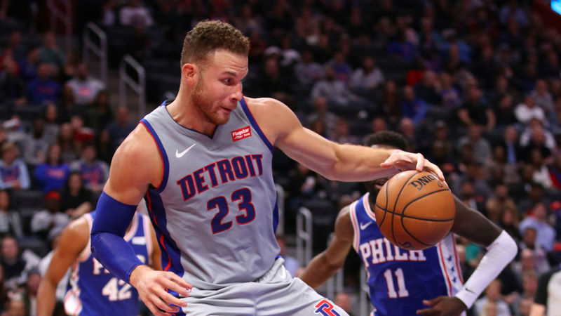 Blake Griffin set to join star-studded Nets after clearing waivers