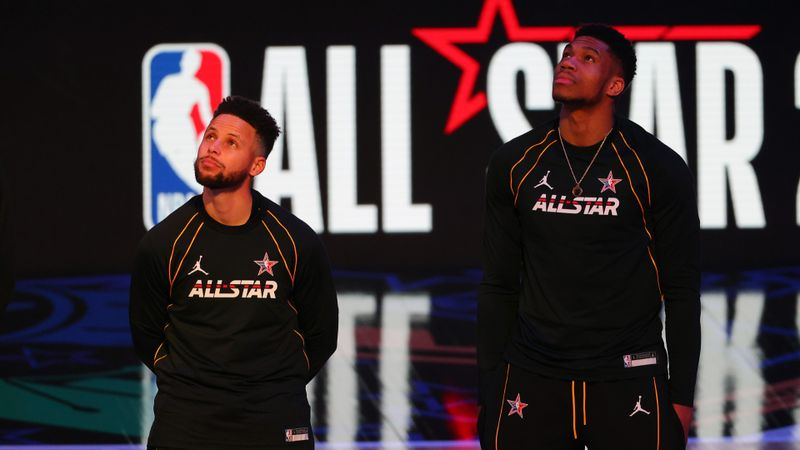 All-Star Game: LeBron 'in awe' of Antetokounmpo and Curry