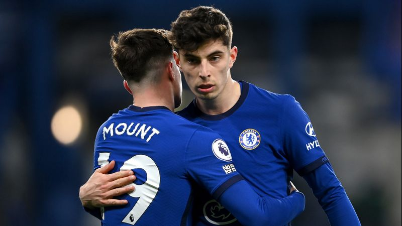 Havertz admits many people doubt him after 'difficult' start at Chelsea