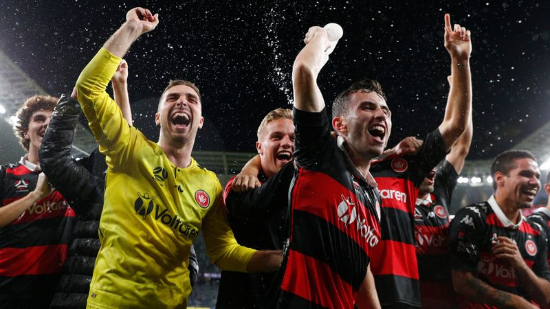 A-League: Wanderers hang on for thrilling derby triumph