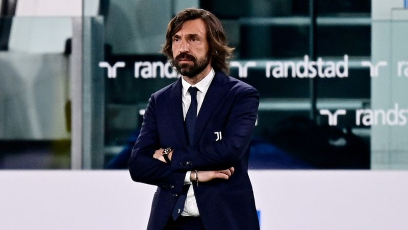 Pirlo 'won't step aside' as Juve boss remains defiant despite dismal defeat to Milan
