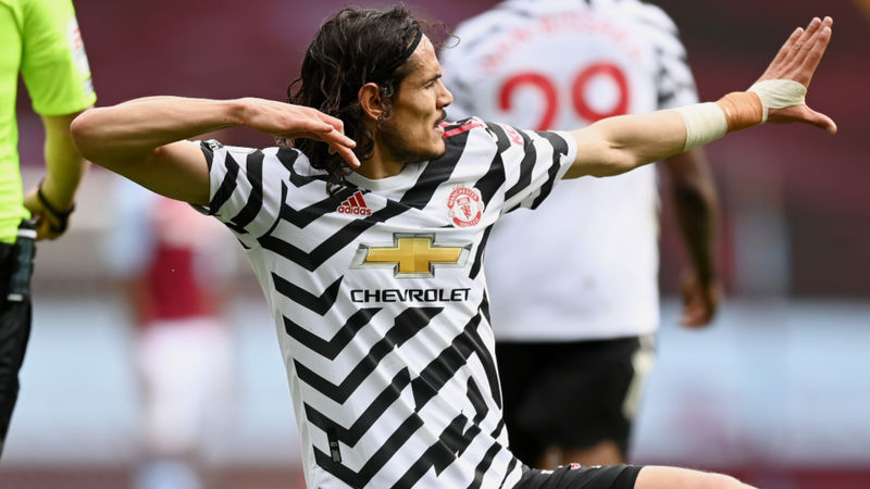 Cavani to stay? Solskjaer talks up next season for Man Utd striker after latest goal