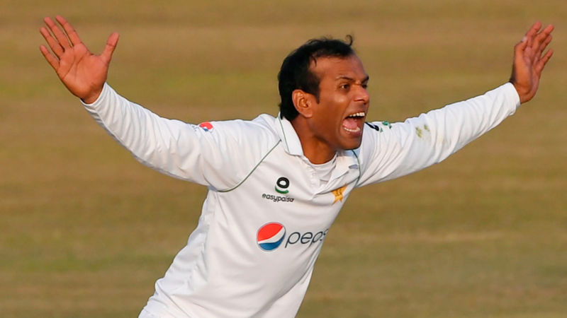 Pakistan on brink of series win despite Taylor-Chakabva resistance