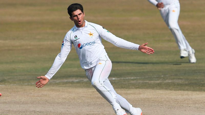 Shaheen Afridi claims historic five-wicket haul as Pakistan ease to series victory over Zimbabwe