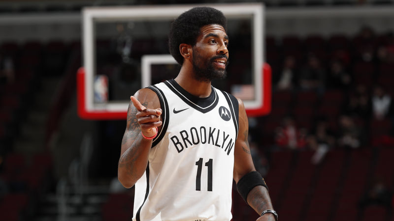 Nets coach Nash: 'No signs of a concussion' for Irving