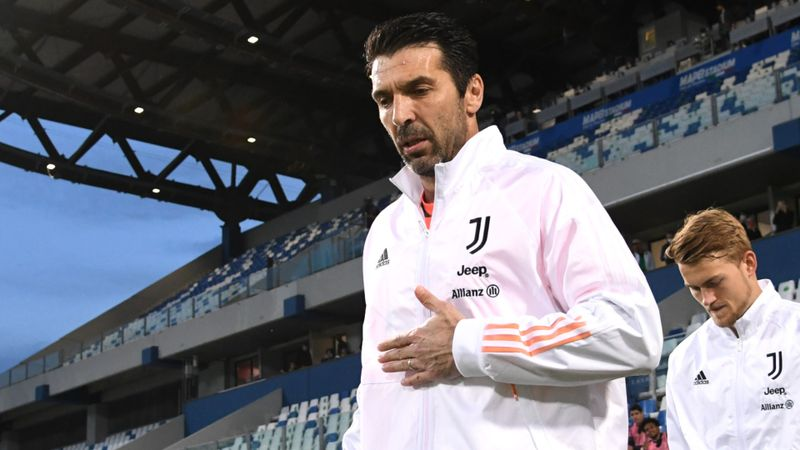 Buffon weighing up offers ahead of Juve exit but could retire