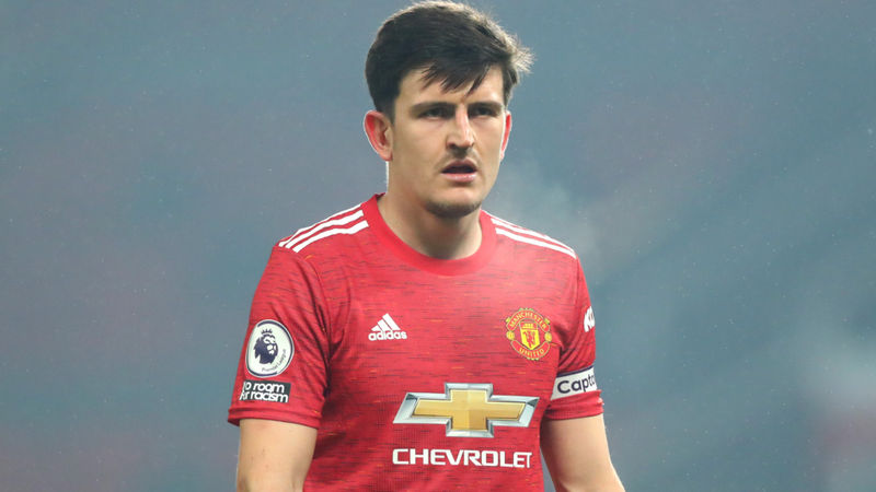 With Maguire missing at last, perhaps now the Man Utd captain will get the credit he deserves