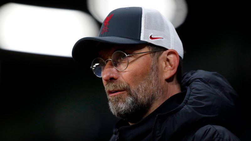 Klopp doesn't see big moves for Mbappe, Haaland and Sancho with Liverpool boss wary of spending