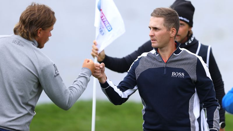 In-form Schwab makes fast start at British Masters