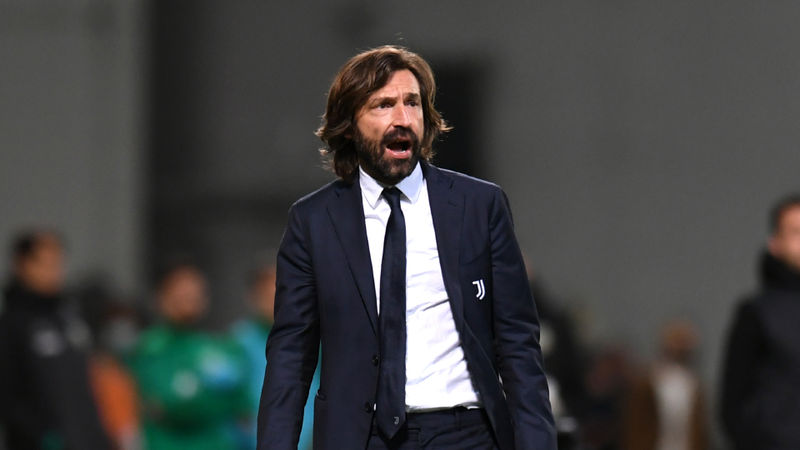 Pirlo backs Juventus mentality in Serie A run-in