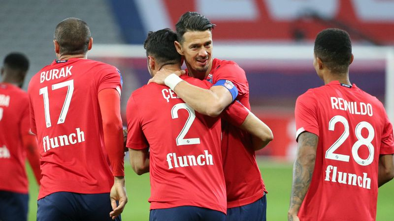 Eder willing Lille and Fonte on to 'huge' Ligue 1 title triumph