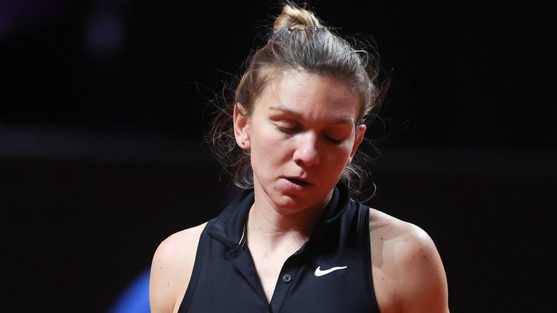 Halep reveals torn calf blow as French Open looms