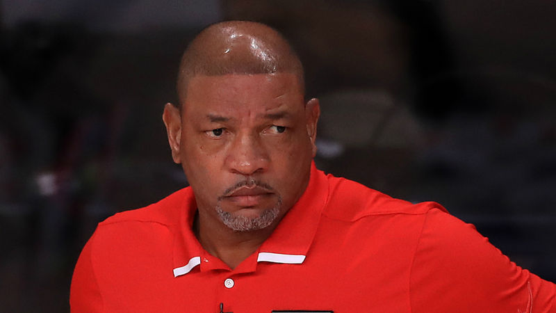 Top seed part of journey to ultimate goal for 76ers coach Doc Rivers