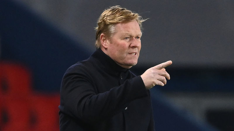 Koeman: Barcelona did not throw away LaLiga
