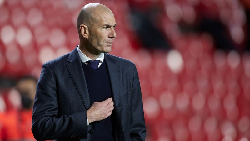 Zidane says 'there are moments when you have to change' amid Madrid resignation talk