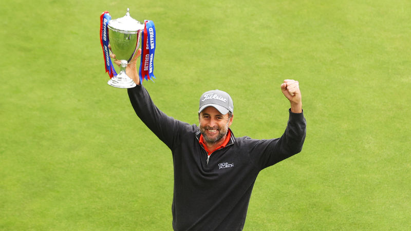 After 477 failed attempts, Bland finally wins on European Tour with British Masters triumph
